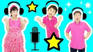 ★テーマソングができるまで「おうくんの人生初レコーディング!」★ thumbnail