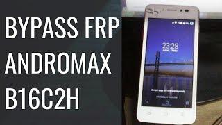 Cara bypass FRP andromax B16C2H