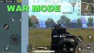 New War Mode Epic Win (SNIPER All) | PUBG MOBILE