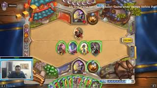 Hearthstone The new challenge: reaching Legend rank + 12 Arena wins without paying a penny.