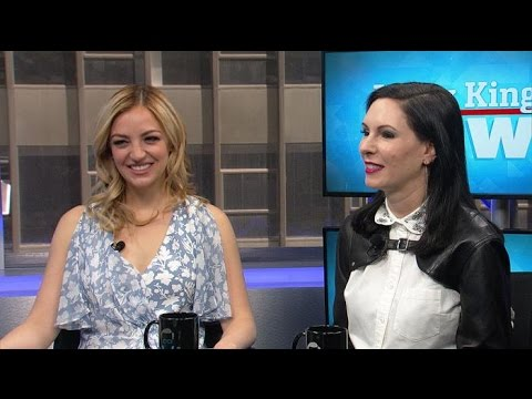 Abby Elliott reveals why she left 'Saturday Night Live' | Larry King Now | Ora.TV