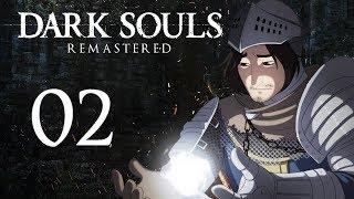 Dark Souls: Remastered Walkthrough   Part 2: Black Knights