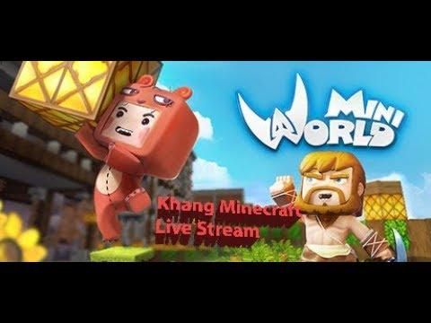 Tập Chơi Liên Quân #9 Khang Minecraft