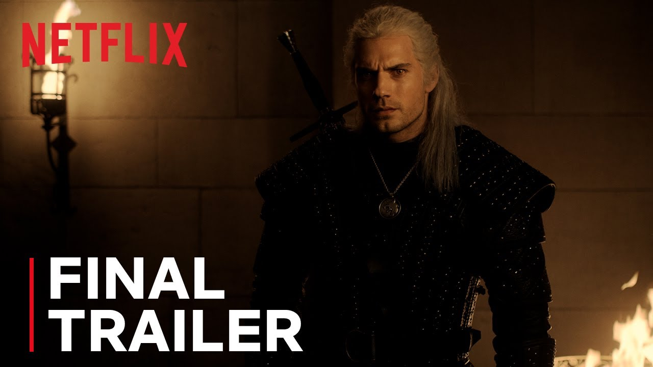 THE WITCHER | FINAL TRAILER | NETFLIX thumbnail