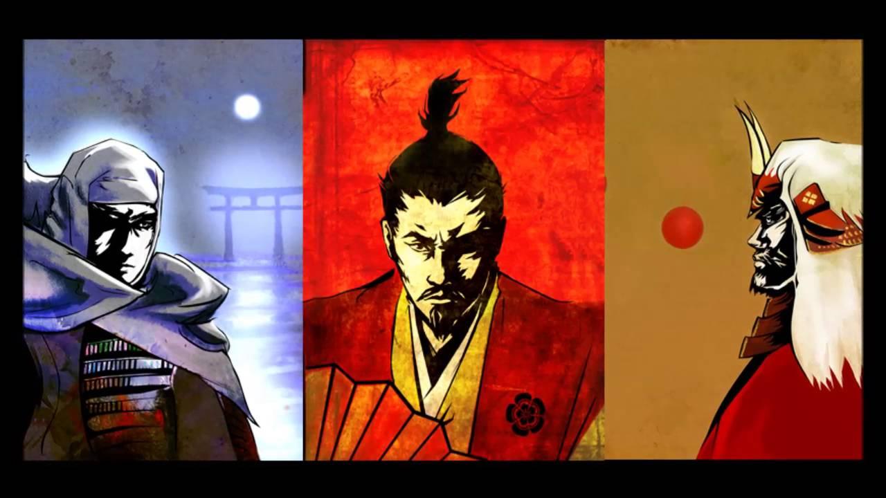Famous Samurai Warriors Generals Warlords Bushido Quotes Books