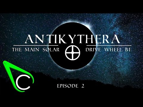 Antikythera Episode 2 - The Main Solar Drive Wheel B1.