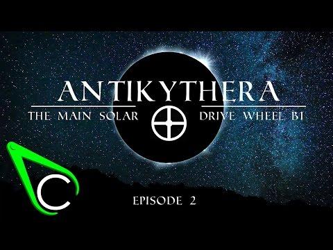 Antikythera Episode 2 - The Main Solar Drive Wheel B1.