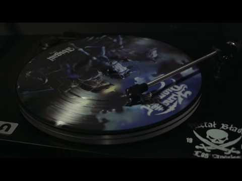 "King Diamond ""Abigail"" picture disc sample"