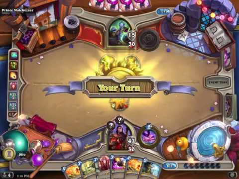 [Archive Hearthstone 57] Hearthstone: The World's Your Oyster