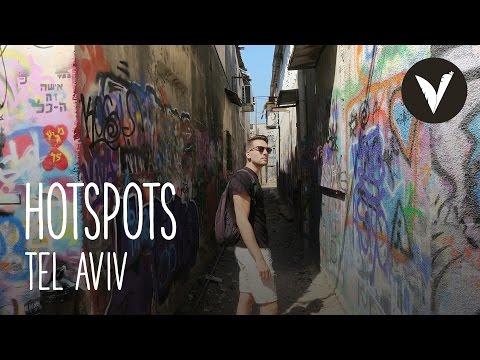 Vegan Hotspots Tel Aviv   VETJEBOL