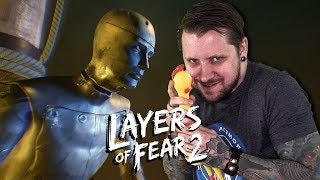LAYERS OF FEAR 2 #4 - W SKÓRZE DZIECKA - WarGra