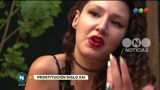 Prostitución siglo XXI - Telefe Noticias