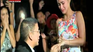 Kapuso Mo, Jessica Soho: Heart-Chiz engagement, Hello Kitty and unique street food