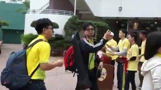 2015年12月14日,馬來西亞融和興儒樂社訪港交流活動(一