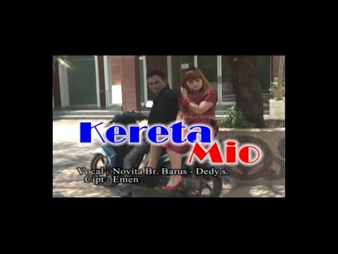 Novita Br Barus ft Deddy S - KERETA MIO