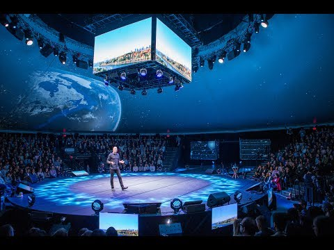 Dror speaks at C2 Montreal, May 26, 2017