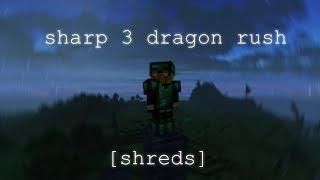 sharp 3 drag rushing SHREDS - Hypixel UHC Highlights Episode 13 (9 Kills)