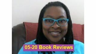 May '2020 Book Reviews