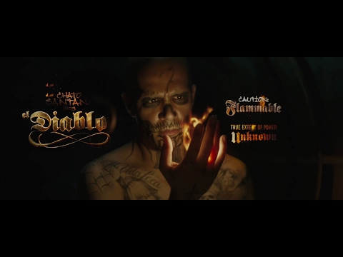 Suicide Squad - Chato Santana aka El Diablo (2016)