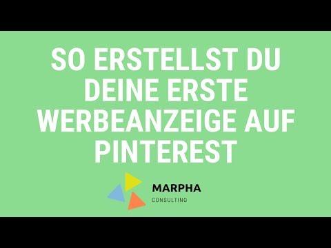 So schalten Sie Ihre erste Werbeanzeige auf Pinterest