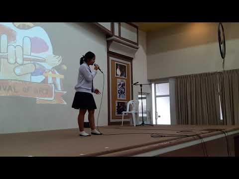 การประกวดร้องเพลงชิงชนะเลิศ โรงเรียนไทยหัว EP 8 ระดับมัธยมศึกษา