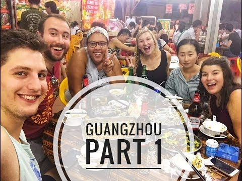 GUANGZHOU HOLIDAY PART 1 | Living in China: VLOG 73
