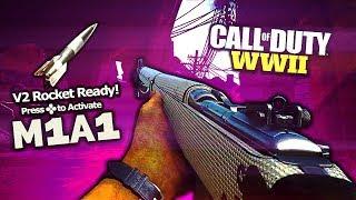 Fusée V2 avec toutes les armes : M1A1 #11