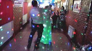 Первый танец молодоженов на свадьбе 2018 Запорожье ведущая тамада Мария