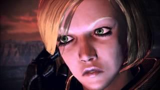 Killing a Reaper, Quarian + Geth Peace Mass Effect 3 (Renegade)