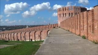 Кремль Смоленск(Смоленская крепостная стена сейчас представлена сохранившимися фрагментами стен и несколькими башнями...., 2016-08-23T23:52:32.000Z)