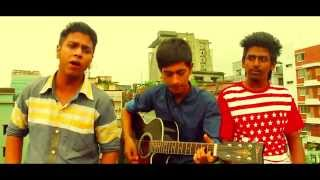 Valobasha_Rakib mursalin & Risk booy [Young brothers] live Unplgd  video 2015 .BD Rap mix