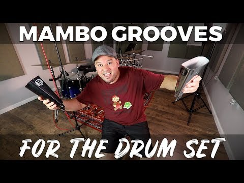 Mambo Grooves for the Drum Set