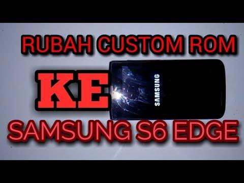 CRA RUBAH CUSTOM ROM ANDROMAX C3 KE SAMSUNG S6 EDGE!!FULL MOD