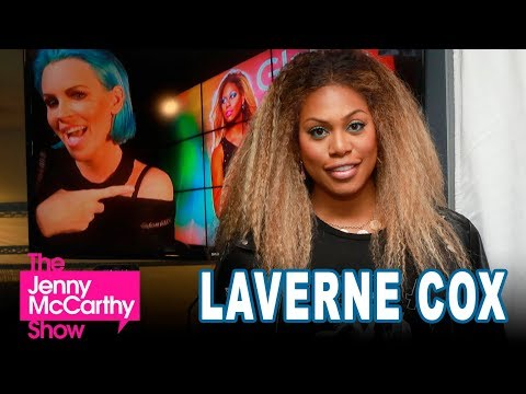 Laverne Cox on The Jenny McCarthy Show