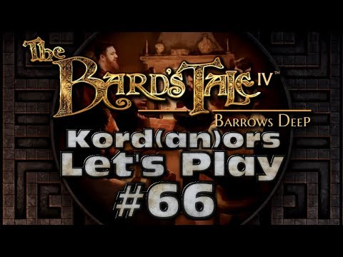 Let's Play - The Bard's Tale IV #66 [Hard][DE] by Kordanor