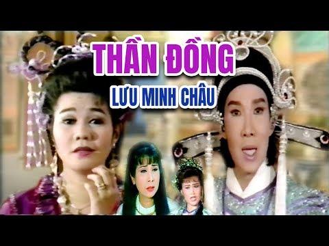 Thần Đồng Lưu Minh Châu