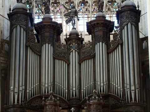 Alexandre Guilmant (1837-1911): Organ Sonata No.1 in D minor Op.42