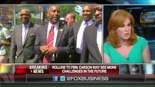 Ben Carson campaign hit with controversy