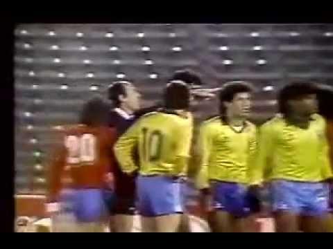 COPA AMERICA ARGENTINA 1987 Brasil 0 vs Chile 4