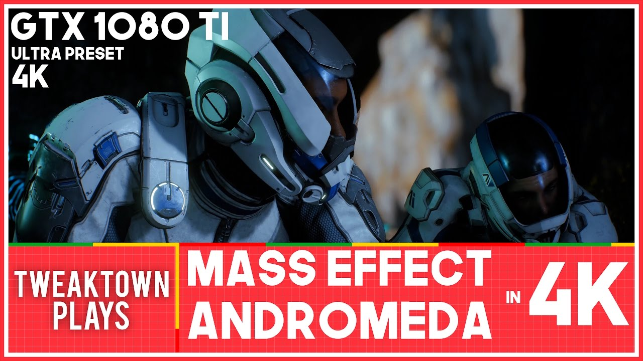 GeForce 378 92 drivers, ready for Mass Effect: Andromeda