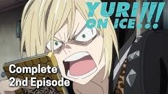 Yuri!!! on ICE Ep. 2 | Two Yuris?! Drama at Yu-topia