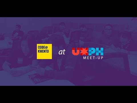 UXPH Meetup - Visual Design Fundamentals at Globe Tower