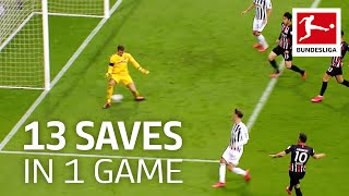 It was one of the best goalkeeping performances in bundesliga ever► sub now: https://redirect.bundesliga.com/_bwcsalexander schwolow did what he does bes...