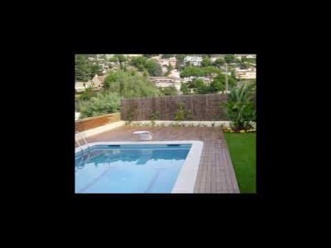 Instalación De Tarima De Madera Para Terraza Con Piscina En Cambrils