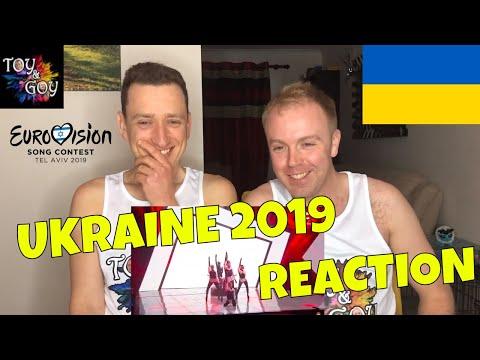 Ukraine Eurovision 2019 Reaction - Review - Maruv - Siren Song ( Bang ) - #15