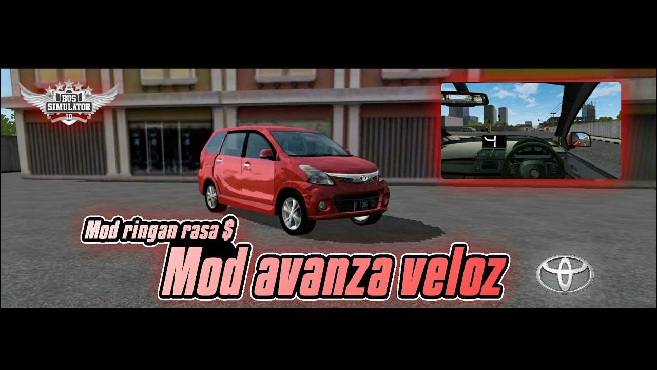 950 Mod Mobil Avanza Veloz Bussid Gratis Terbaik