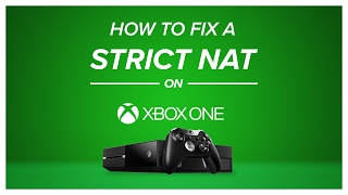 How to Fix a Strict NAT on XBOX ONE thumbnail