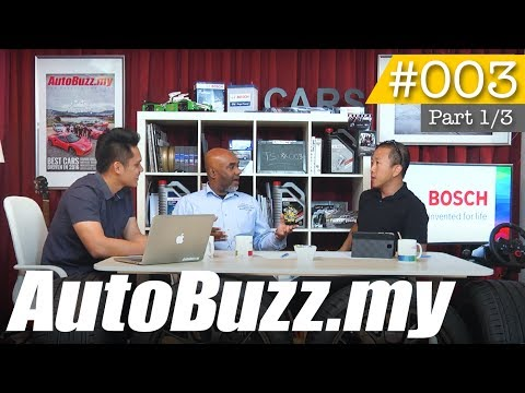 Torque Show #003 Pt.1: Proton & Geely Auto partnership, what's next for Proton? - AutoBuzz.my