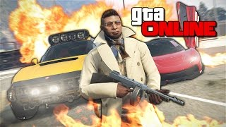 GTA 5 Online (PC) - Черный палец! #132 (Обнова)
