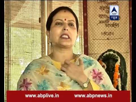 Yog Sammelan: Yoga changed the life of Manohar Joshi's daughter Nivedita Joshi